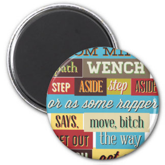 mix cute cool designs magnet