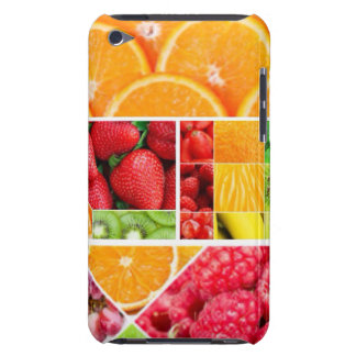 Mix FRuit Collage iPod Touch Cover