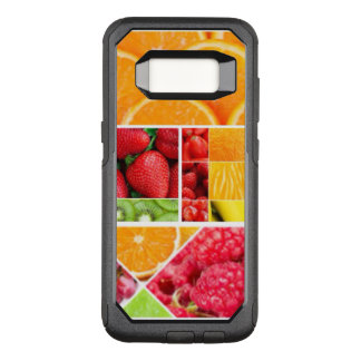 Mix FRuit Collage OtterBox Commuter Samsung Galaxy S8 Case