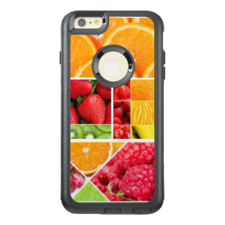 Mix FRuit Collage OtterBox iPhone 6/6s Plus Case