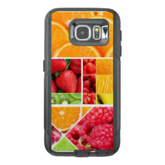 Mix FRuit Collage OtterBox Samsung Galaxy S6 Case
