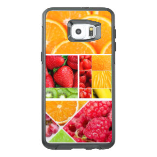 Mix FRuit Collage OtterBox Samsung Galaxy S6 Edge Plus Case