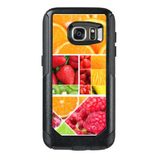 Mix FRuit Collage OtterBox Samsung Galaxy S7 Case
