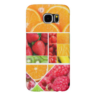 Mix FRuit Collage Samsung Galaxy S6 Cases