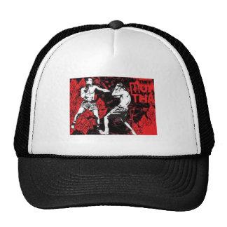 mix martial arts cap