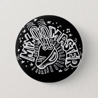 Mix Master 2 6 Cm Round Badge