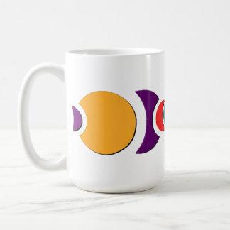 Mix Shape Basic White Mug