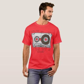 Mix-tape Blueprint 101 T-Shirt