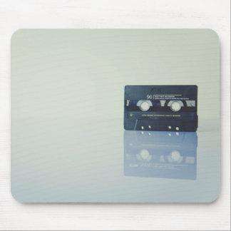 Mix tape cassette mouse pad