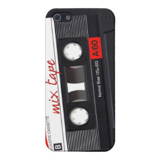 Mix Tape Cover For iPhone 5/5S