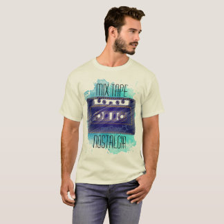 Mix Tape Nostalgia T-Shirt