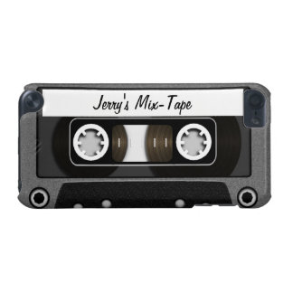 Mix Tape Personalized iPod Touch 5G Cases