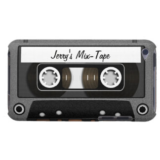 Mix Tape Personalized iPod Touch Case