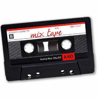 Mix Tape Photo Cutouts