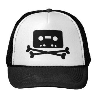 Mix Tape Pirate Trucker Hat