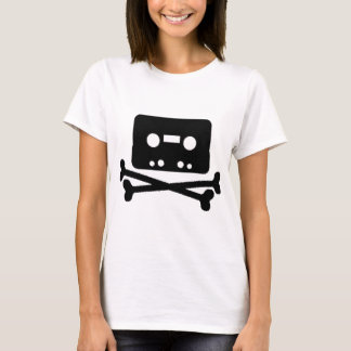 Mix Tape Pirate T-Shirt