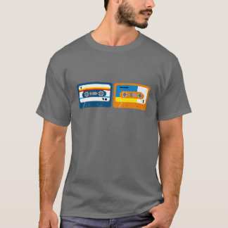 Mix Tapes Cassette T Shirt
