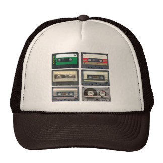 Mix Tapes Hats