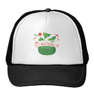 Mix Things Up Cap
