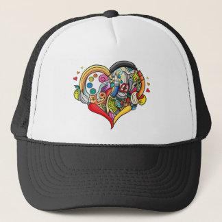 Mix Trucker Hat