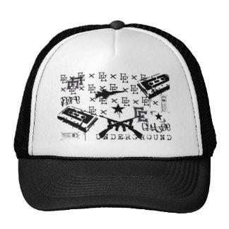 mix-up cap mesh hats