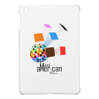 Mixed American Life iPad Mini Cases