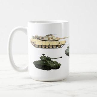 Mixed Armor Tankers Mug