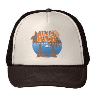 Mixed Bag Spanish bar Trucker Hat