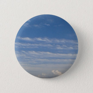 Mixed Clouds 6 Cm Round Badge