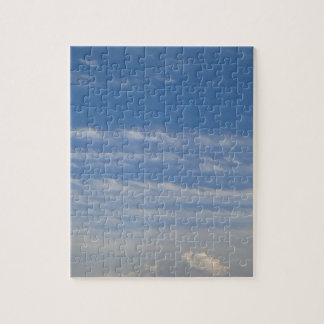 Mixed Clouds Jigsaw Puzzle