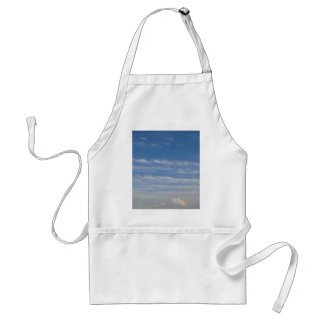 Mixed Clouds Standard Apron