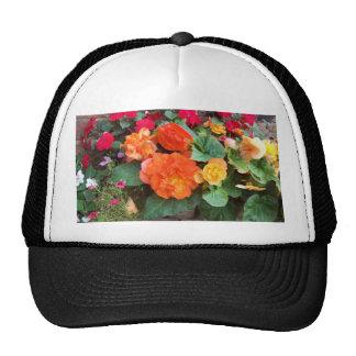 Mixed Flora Cap Hats