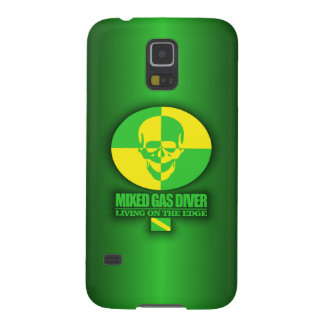 Mixed Gas Diver Galaxy S5 Case