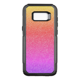Mixed Glitter OtterBox Commuter Samsung Galaxy S8+ Case
