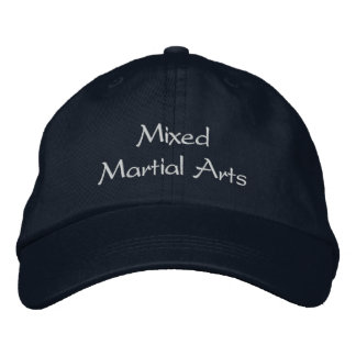 Mixed Martial Arts Hat Baseball Cap