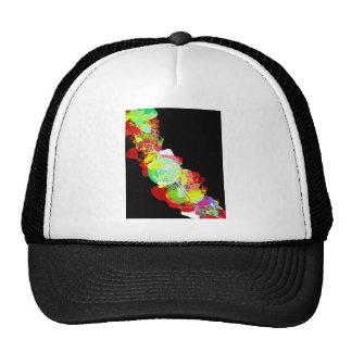 Mixed Media Colors 5 Trucker Hats