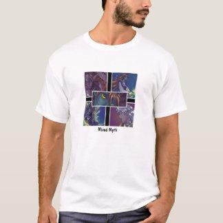 Mixed Myth: Faces T-Shirt