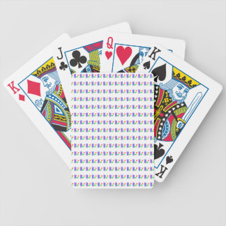 Mixed Nuts for Emergency Bicycle Playing Cards
