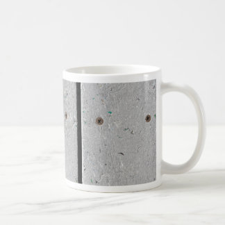 Mixed Plastic Resin Plank Walkway Coffee Mug