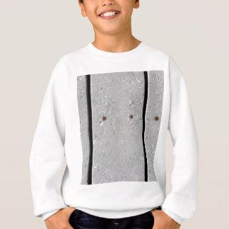 Mixed Plastic Resin Plank Walkway Sweatshirt