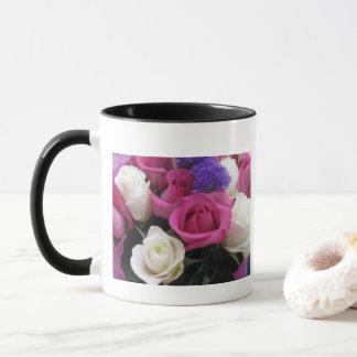 Mixed Roses Photo Mug