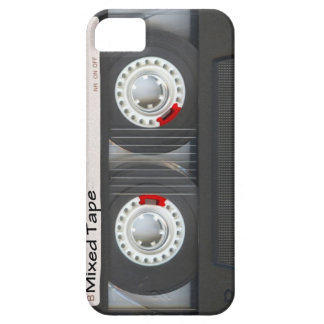 Mixed Tape Cassette iPhone 5 Case