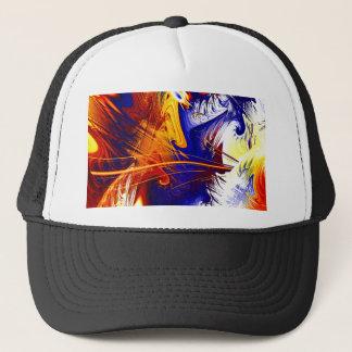 Mixed Up Trucker Hat