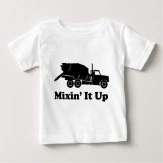 Mixin' It Up Baby T-Shirt