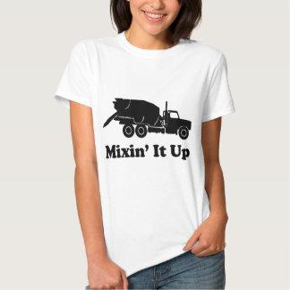 Mixin' It Up T Shirt