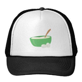 Mixing Bowl Mesh Hats