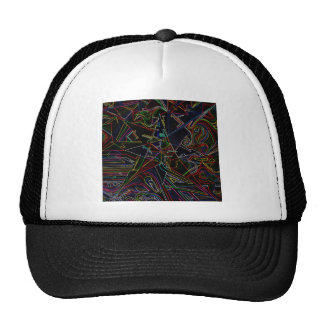 mixing Color star Trucker Hat