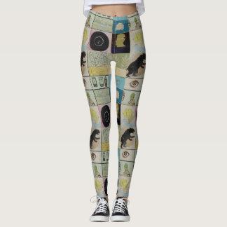 Mixtape leggings
