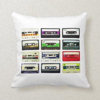Mixtape Pillow. Cushion