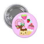 mixture cute kawaii buttons